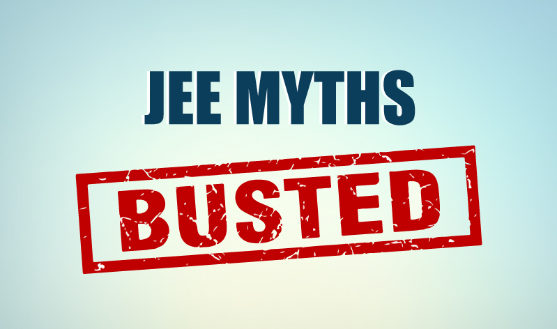 Busting popular JEE myths in style