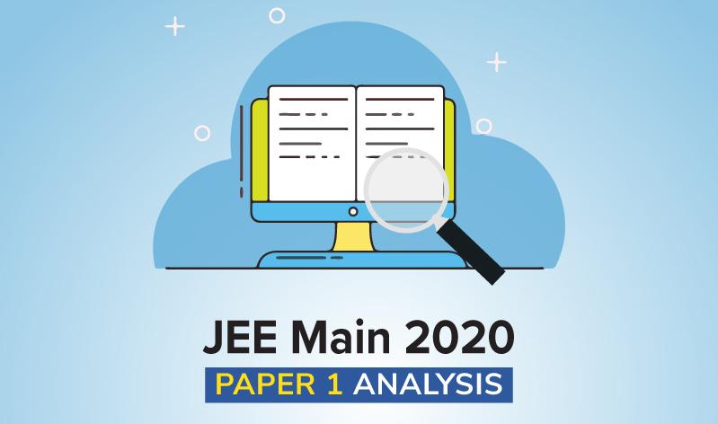 JEE Main 2020: Paper 1 Analysis