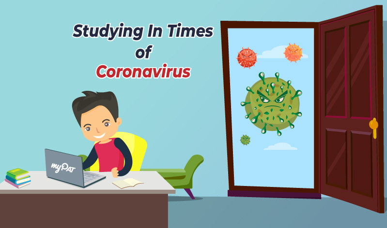 Studying in the Time of Coronavirus