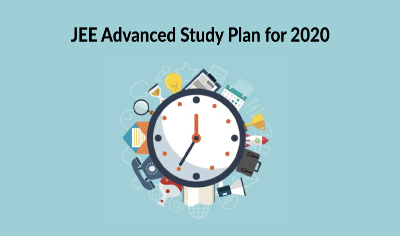 JEE Advanced 2020: Study Plan