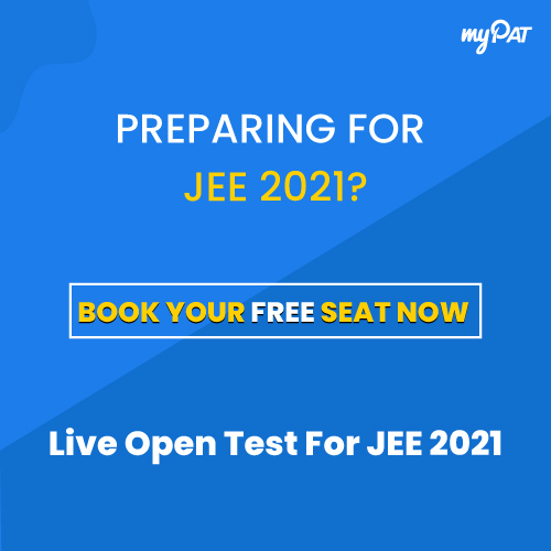 live open test for jee 2021